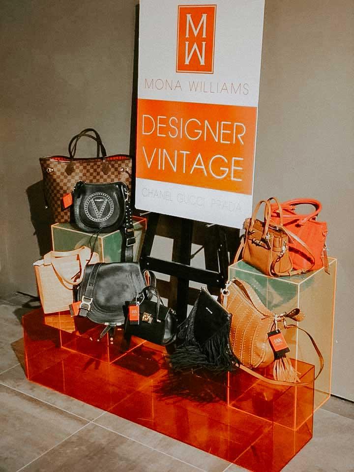 Mona Williams Product Display