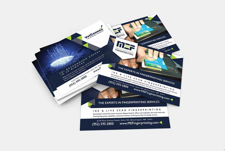 Mobile Electronic Fingerprinting Services MN Graphic Design Monarkk Studio