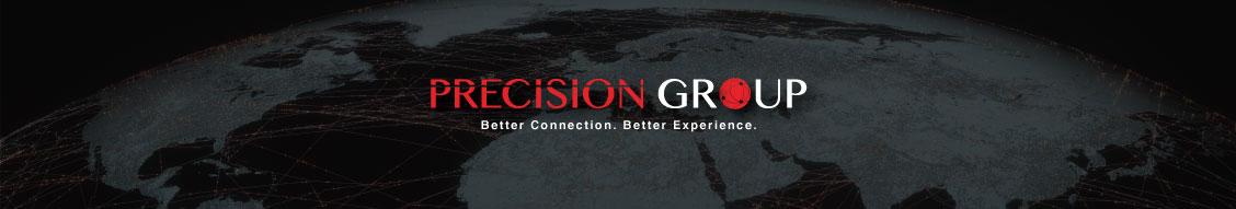 Precision Group Linkedin Header Design