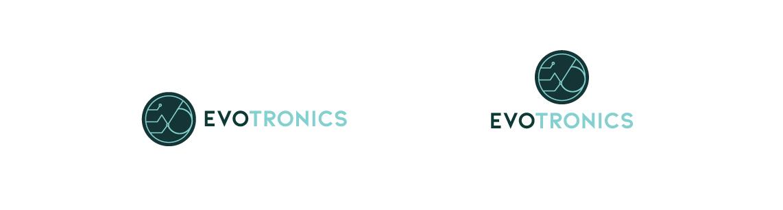 Evotronics Inc Branding Logo Design