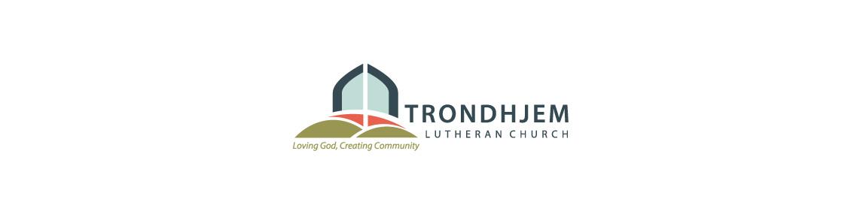 Trodhjem Lutheran Church Logo Design